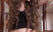Met Art Ennu A Yavide by Albert Varin Long, curly brown hair, girl-next-door charms, and long, slender physique, Ennu A is a college hottie.