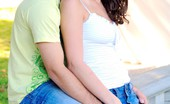 FTV Girls Gabby plays with her date