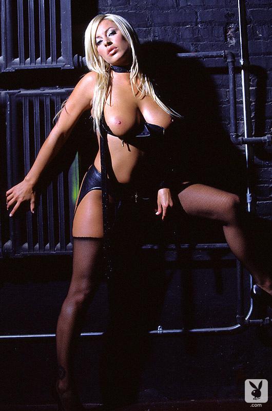 Liza Hartling  nackt