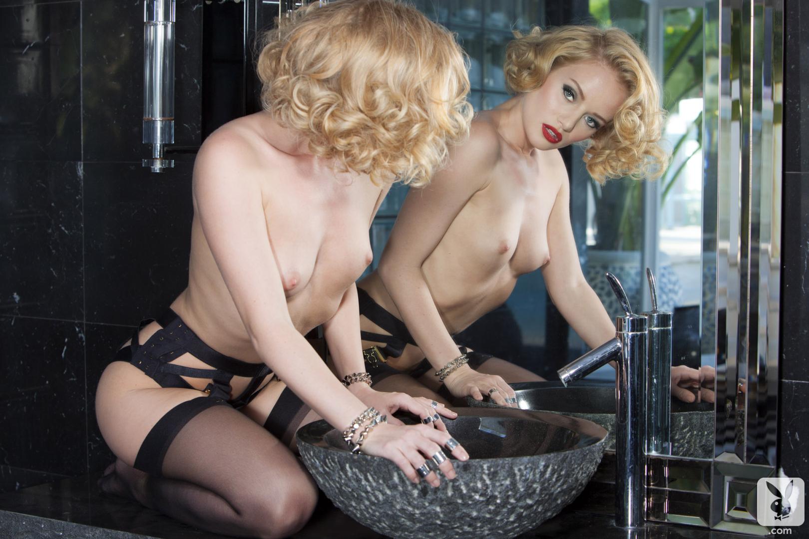 Playboy birgit schrowange nackt im Deshalb hat