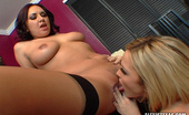 53810 Alexis Texas has lesbian sex with a hopeful secretary