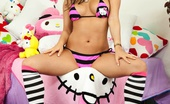 Asa Akira Hello Kitty Anal 54068 Asa Loves Hello Kitty, Asa Also Loves Anal Sex, Combine The Two And You Get One Crazy Hot Anal Sexy Scene