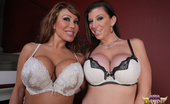 Ava Devine in Paying the Rent with Cock 54193 Ava Devine, here with Sara Jay and I gotta say I'm a little pissed!