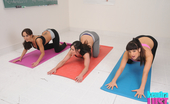 Kendra Lust in Lesbo Yoga 54288 Ava Addams has been telling me about all this Yoga she has been