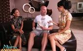 Nuru Massage Asa Akira,Bryan Braxton,Kina Kai