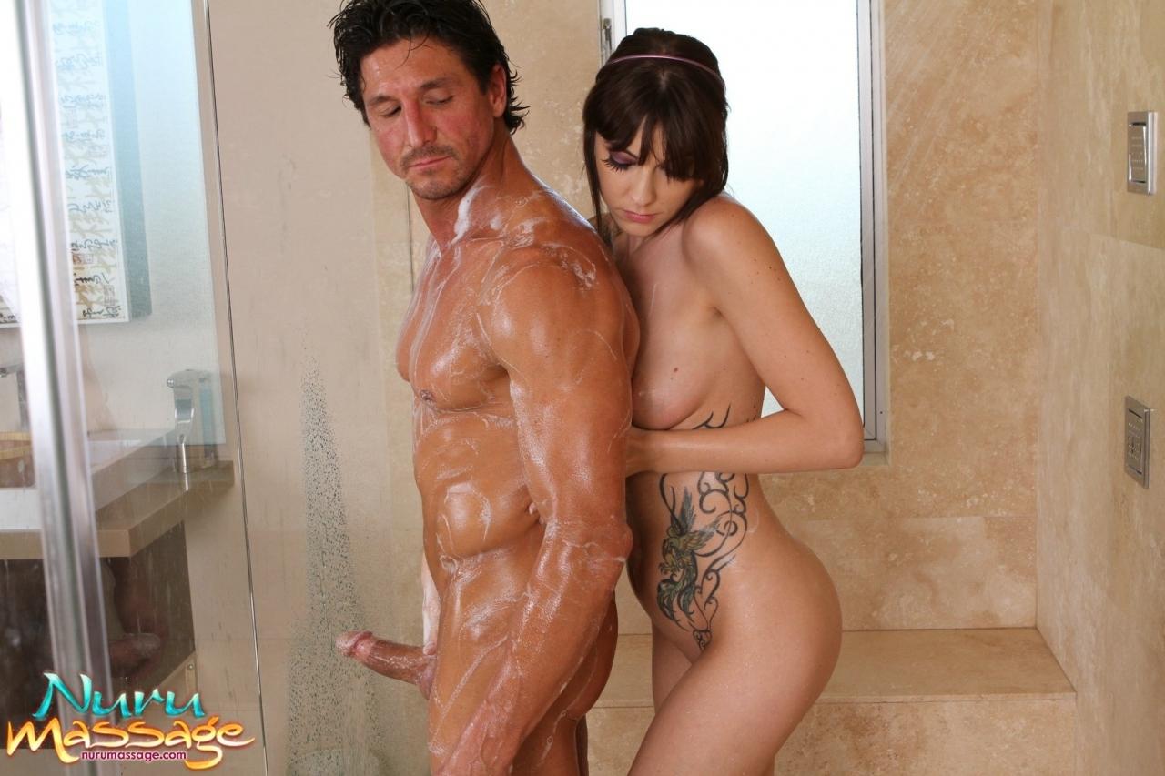 Asian Erotic Nuru Massage