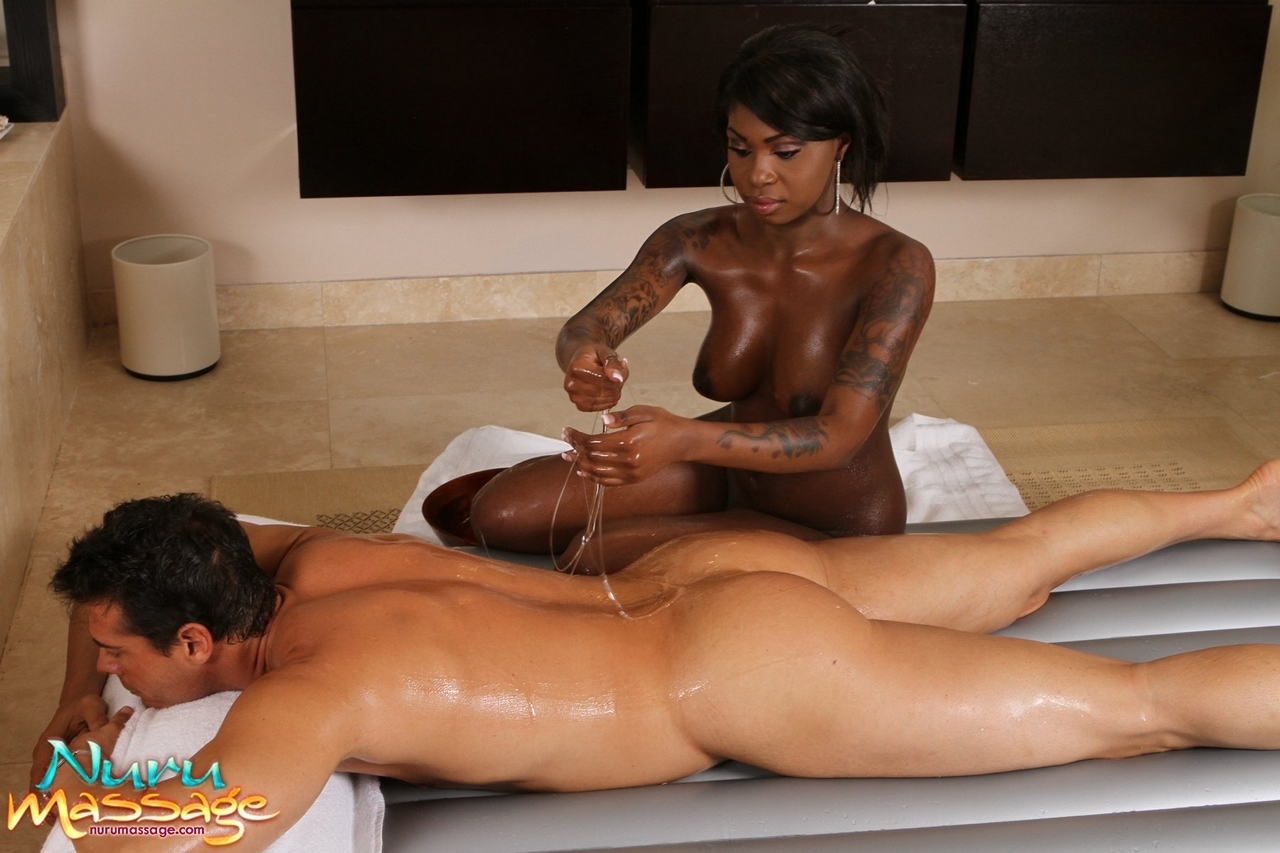 oily nuru massage pornstar and escort