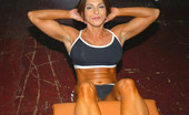 MILF Hunter Awsome pics of this hot milf babe working out and working out on the cock