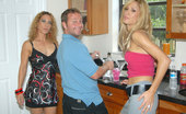 MILF Hunter These 2 sexy milfs are fukin and suckin the shit out of the hunter here in these hot pics