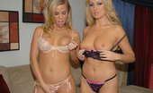 MILF Hunter These 2 milfs are gettin a face full of nut in these incredible milf slaying pics