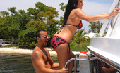 55075 MILF Hunter Watch hot ass amazing fucking bikini milf get fucked on a boat in this double team fucking 3some picset