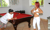 55097 MILF Hunter Hot fucking ass cleaning lady milf gets drilled hard in these outdoor glove fucking cumfaced pics