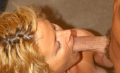 MILF Hunter Sexy blonde milf with tan lines getting some hunter cock