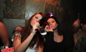 Gf Revenge Check out these hot horny fucking babes eat and fuck eachother at this newyears eve party hot pics