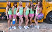 Gf Revenge Hot ass fucking teens fuck on a moving school bus amazing group sex lesbian sex