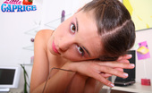 Little Caprice Beautiful Caprice Beautiful Caprice gets naked and prepared to chat with fans
