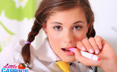 Little Caprice sexystudent 57400 Camel-toe pictures of sexy 18yo schoolgirl Caprice
