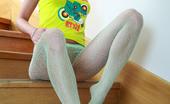 Little Caprice pics_gal05_stairs Sweet 18yo Caprice revealing her perky titties