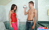 Little Caprice pics_gal05_bluetoilet07 True POV video with 18yo Caprice in toilet