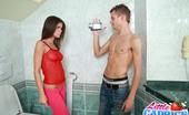 Little Caprice pics_gal05_bluetoilet07 True POV video with 18yo Caprice in toilet