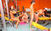 Little Caprice pic_gymsex 4 slutty teens flirt their gym coach