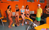 Little Caprice pic_gymsex06 See what happens when 4 teens seduce their gym coach