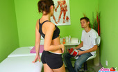 Little Caprice pic_oilmassage03 Naughty teen Caprice gets oiled up & screwed