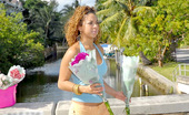 8th Street Latinas tanya Amazing latina tanya gets pounded by the pool in this hot photoshoot