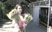 8th Street Latinas marlena Latina cutie gets railed her first day in america in these hot pix