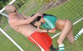 8th Street Latinas flaca Check out this hot 8thstreetlatina gets her little pussy pounded hard in ths soccer vids