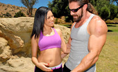 8th Street Latinas summer Sexy sexy latina summer gets nailed after a hot trail run in this hot hardcore fucking update