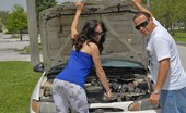 8th Street Latinas kiki Hot lttle latina babe kiki breaks down in her car so agrees to get fucked hard for some gas in these hot fucking pics and big video update