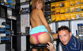 8th Street Latinas anavelle Amazing fucking hot ass booty ghetto latina gets fucked in low rider car shop in these hot reality fuck pics