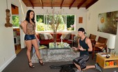 8th Street Latinas ava Luscious ava love to get fucked almost as much as she loved to suck a huge cock