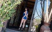 58494 Bryci Blue Dress