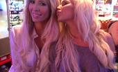 Tasha Reign shares candid selfies including masturbation
