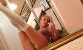 Tasha Reign shares her amateur cell phone porn