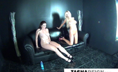 Tasha Reign and Taylor Vixen MFF threesome