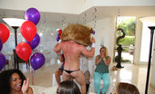 58889 Dancing Bear They have no shame and cheer each other on to see who can deepthroat the best! This party was a blast
