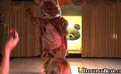 Dancing Bear Horny women want stripper cum in their mouths