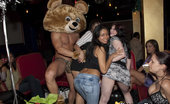 Dancing Bear Birthday girls gets a pounding