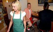 Money Talks kendra 59575 This pizza babe serves up more than a slice of pizza