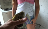 Money Talks monika This cute amateur babe gets busted as shes getting naked and fucking for cash