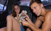 Money Talks gracie 59684 Hot ass bikini teen at a car wash gets her hot pussy pounded hard after showing her hot wet body in these car wash pics and big movie