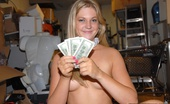 Money Talks haylee Sexy girl at bikiny store wants to learn kamasutra she gets paid some extra cash to do wiht some dude whos a pro pretty skin big but and sexy body
