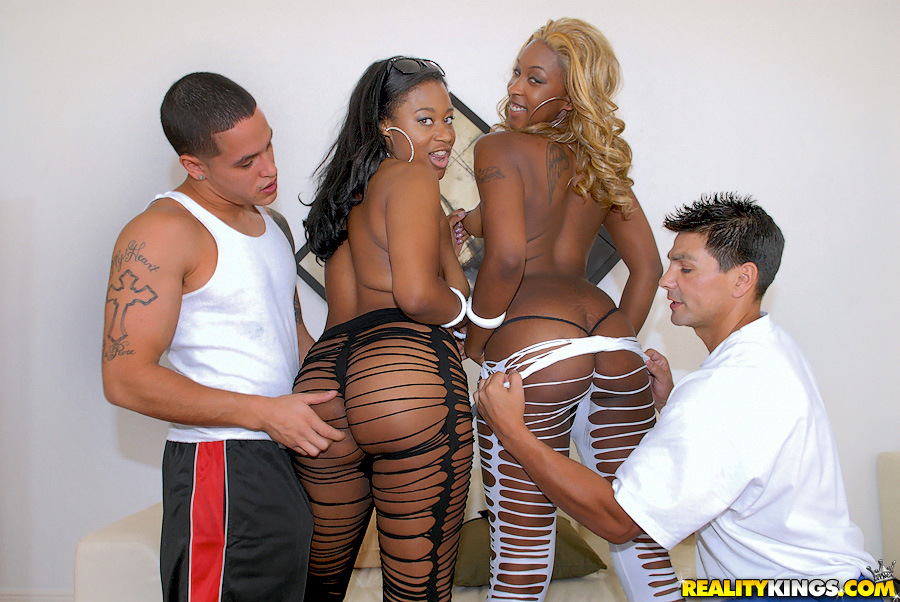 hard black ass real in