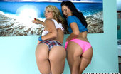 Ass Parade so many issues with everything you can imagine, Any who on to what you guys wanna hear, the two girls that we have with us today (sarah vandella & Ashli orion)
