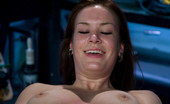 Fucking Machines Amatuer New Girl machine fucks, cums and fake tongues lick pussy