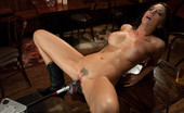 Fucking Machines Hot Starlet Chanel Preston is a sexy 5ft 8in babe with a dick swallowing pussy. She fucks the machines deep, hard and fast in her debut machine shag.