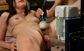 Fucking Machines Slumber Party! Two HOT amateur girls machine fuck each other, denying orgasms, fucking harder, pushing their pussy limits with robots and vibrators.
